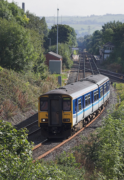 150273 Romiley 5/10/2005<br /> 2H59 1230 Rose Hill Marple-Manchester Piccadilly