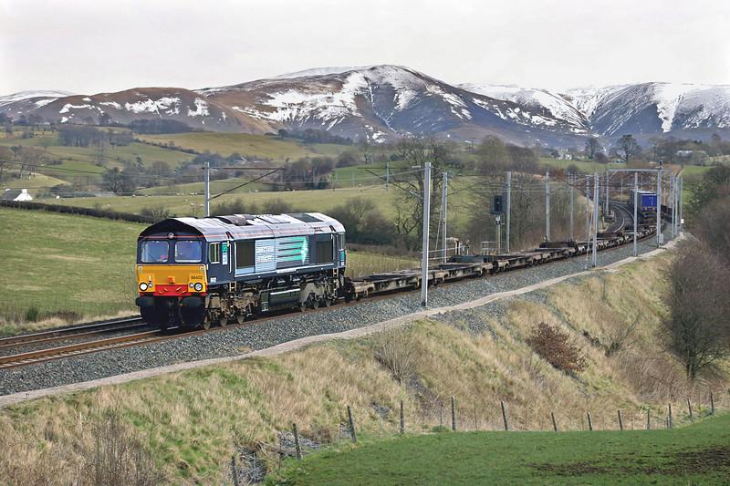 66402 Docker 7/3/2005<br /> 4M44 0832 Mossend-Daventry