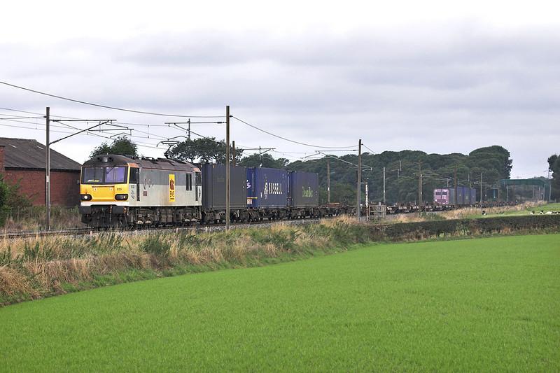 92030 Brock 7/9/2005<br /> 4M41 0659 Mossend-Daventry