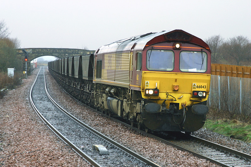 66043 Camelon 8/2/2005<br /> 7G80 0756 Hunterston-Longannet PS