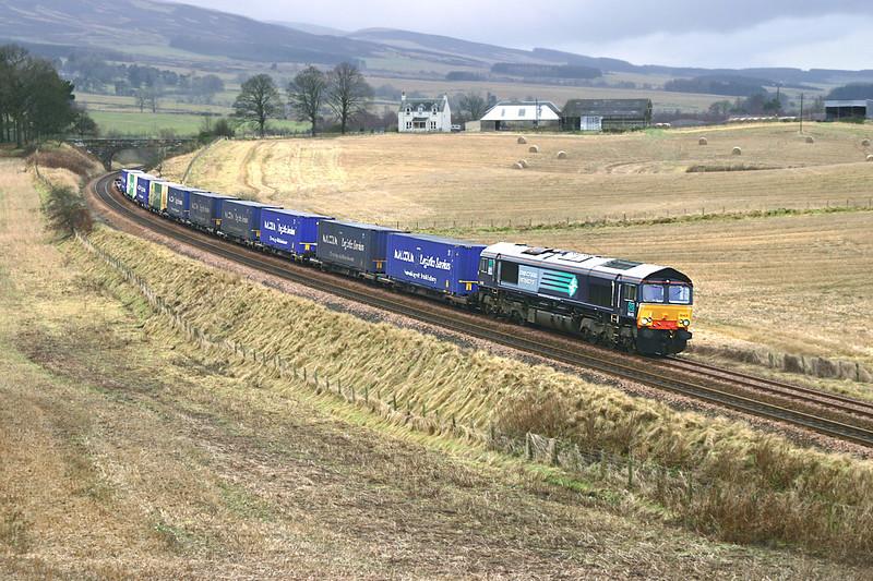 66408 Gleneagles 8/2/2005<br /> 4A11 1038 Grangemouth-Aberdeen