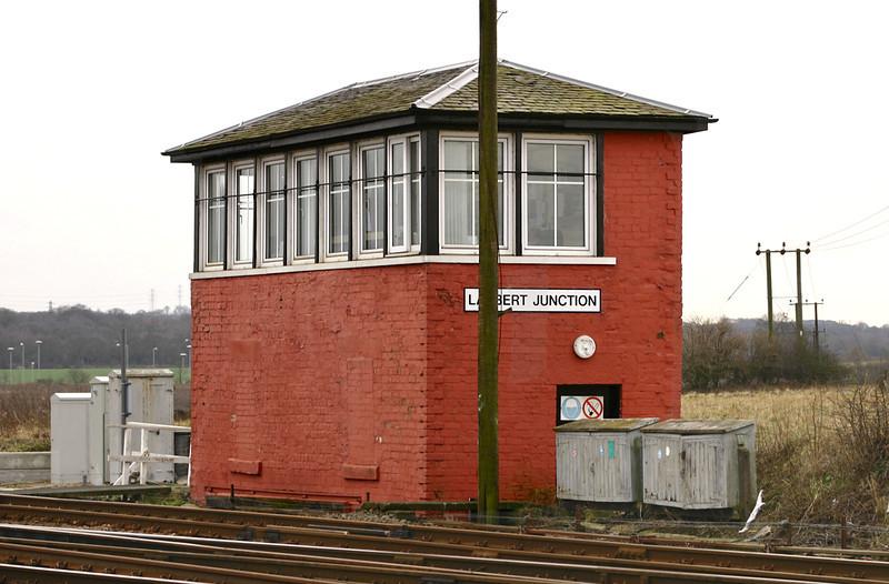 Larbert Junction 8/2/2005
