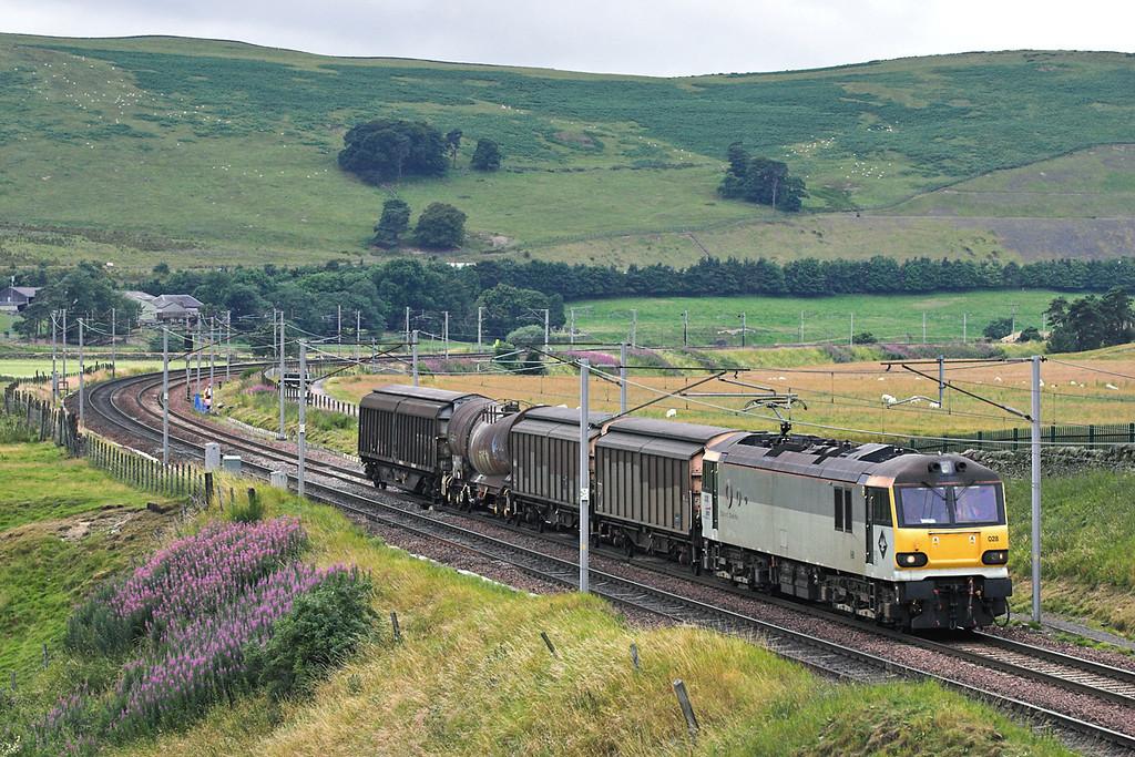 92028 Crawford 10/8/2005<br /> 6M12 1258 Mossend Yard-Carlisle Yard