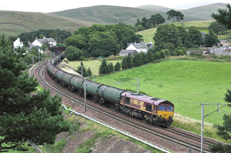66236 Crawford 10/8/2005<br /> 6S36 0855 Dalston-Grangemouth