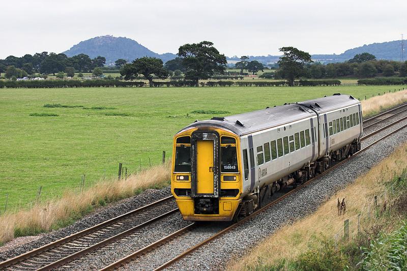 158843 Hargrave 10/9/2005<br /> 1D69 1217 Crewe-Holyhead