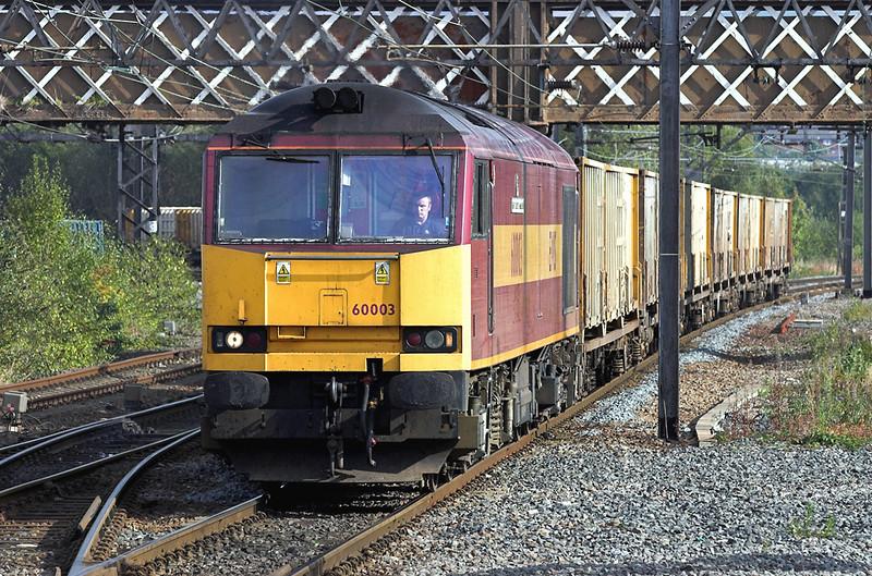 60003 Guide Bridge 10/10/2005<br /> 6M05 0930 Roxby Gullett-Northenden