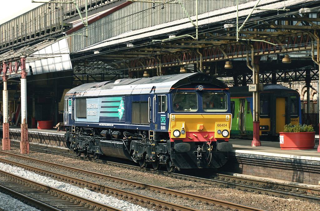 66404 Crewe 11/5/2005<br /> 0Z68 1250 Ditton FLT-Crewe CLS