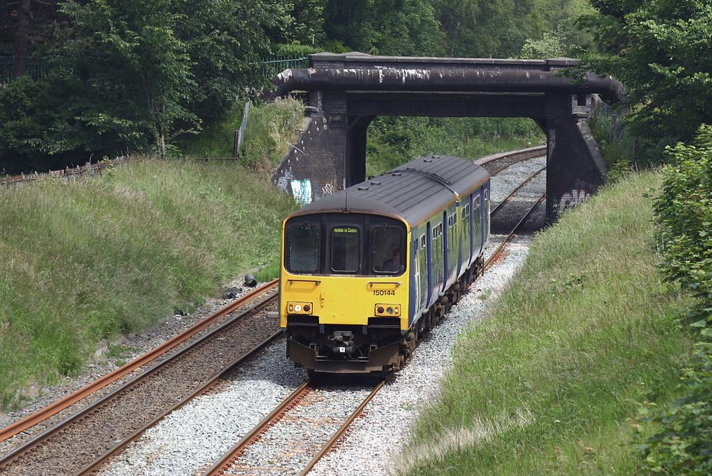 150144 St. Lukes 11/6/2005<br /> 2F75 1135 Rochdale-Southport