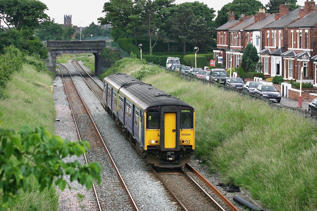 150224 St Lukes 11/6/2005<br /> 2J64 1311 Southport-Rochdale