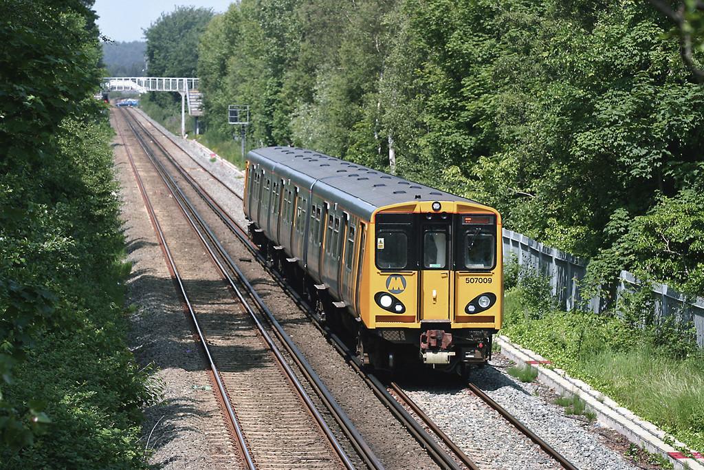 507009 Formby 11/6/2005<br /> 2U32 1343 Southport-Hunts Cross