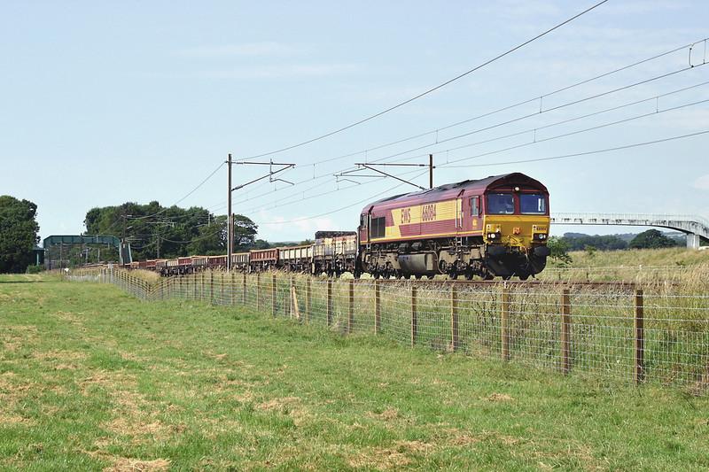 66084 Brock 11/7/2005<br /> 6K05 1334 Carlisle Yard-Basford Hall