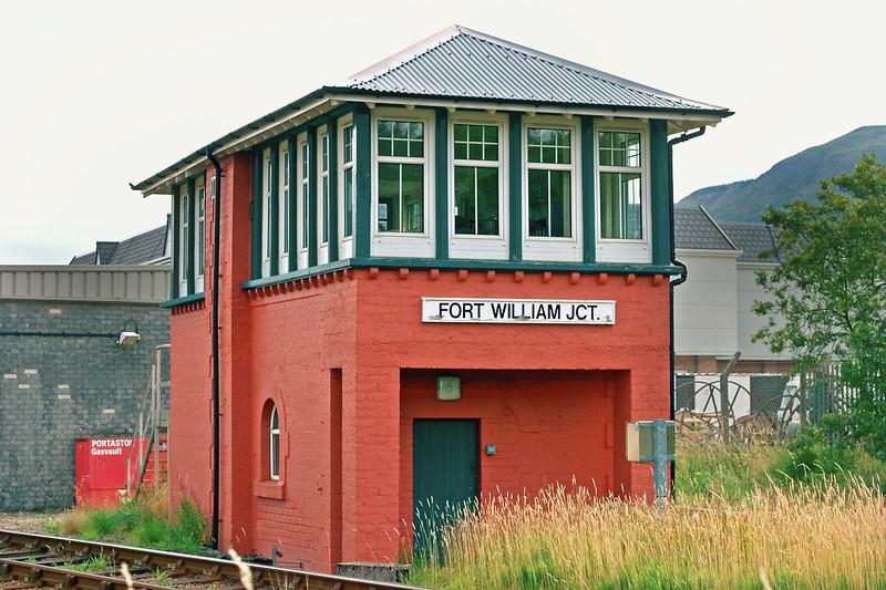 Fort William Junction 11/8/2005