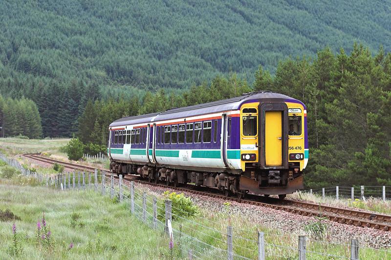 156476 Lochain Na Bi 11/8/2005<br /> 1Y23 1240 Glasgow Queen Street-Oban