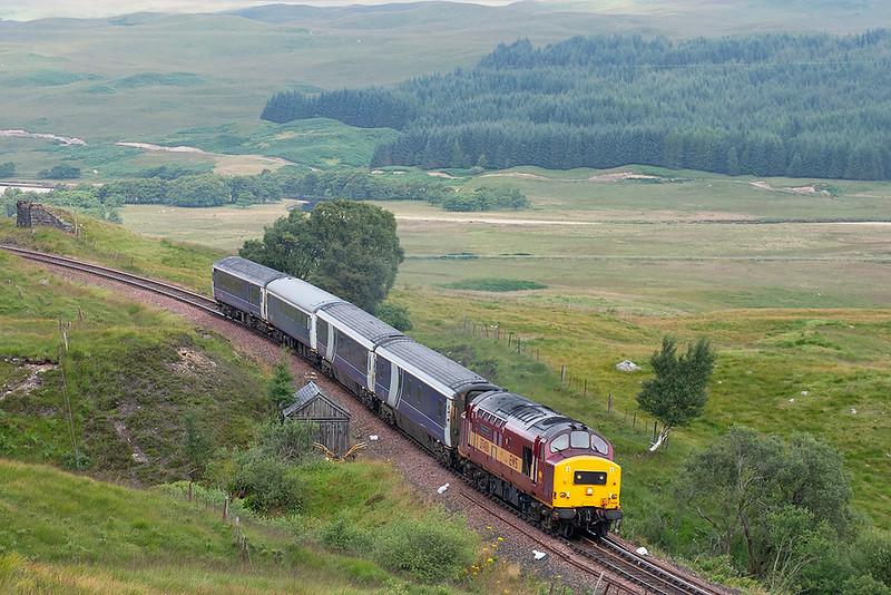 37406 Achallader 11/8/2005<br /> 1Y11 0450 Edinburgh-Fort William