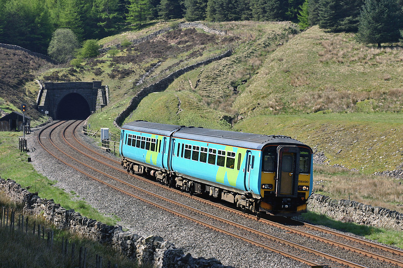 156490 Denthead 12/5/2005<br /> 1M53 0947 Leeds-Carlisle