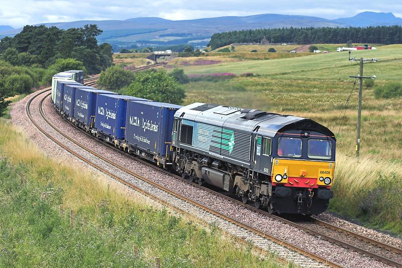 66408 Bardrill 12/8/2005<br /> 4A11 1038 Grangemouth-Aberdeen