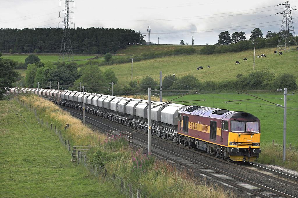 60047 Little Strickland 12/8/2005<br /> 6M46 1142 Redcar-Hardendale