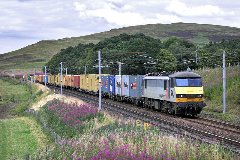 90045 Abington 12/8/2005<br /> 4M74 1410 Coatbridge-Basford Hall