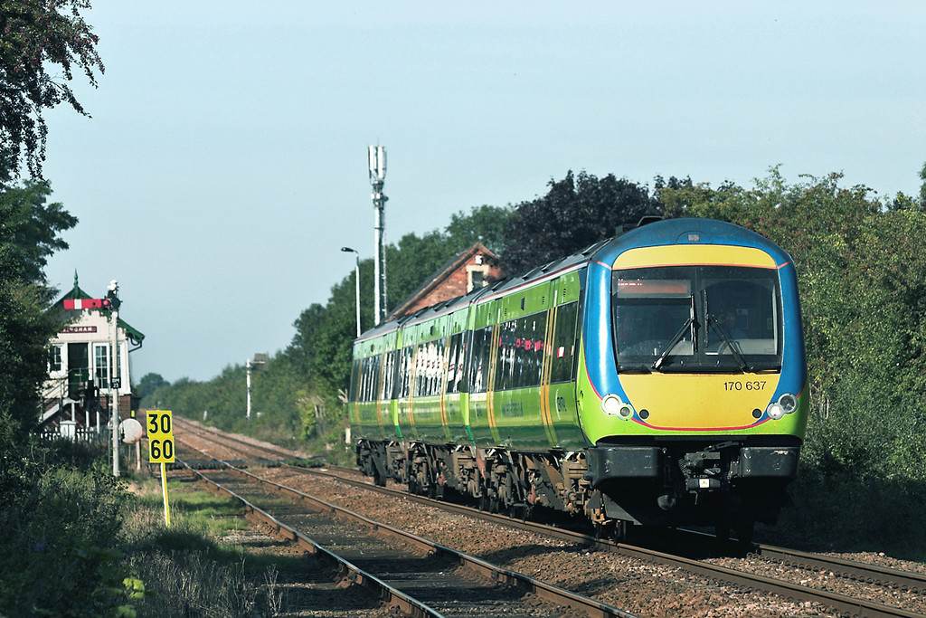 170637 Bingham 12/9/2005<br /> 1L11 0747 Liverpool Lime Street-Norwich