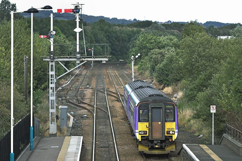156451 Prudhoe 14/9/2005<br /> 2M34 1600 Sunderland-Whitehaven