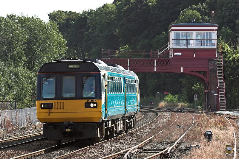 142087 Hexham 14/9/2005<br /> 2N15 1100 Sunderland-Carlisle