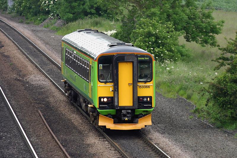 153366 Melton Ross 16/6/2005