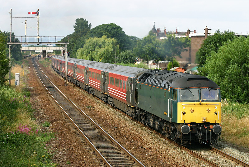 47816 Prestatyn 16/7/2005<br /> 1A24 0914 Holyhead-London Euston