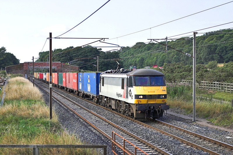 90048 Woodacre 16/8/2005<br /> 4M74 1410 Coatbridge-Basford Hall
