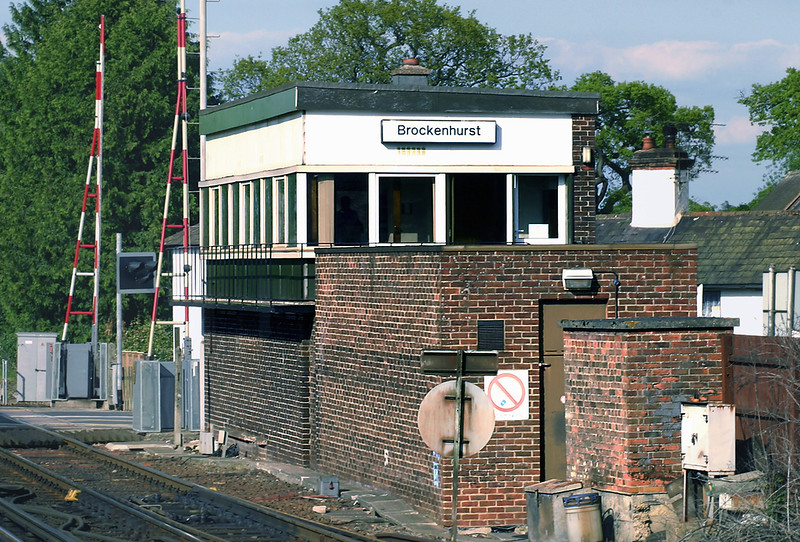 Brockenhurst 17/5/2005