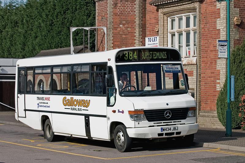 159 W434JBJ, Stowmarket 17/9/2005
