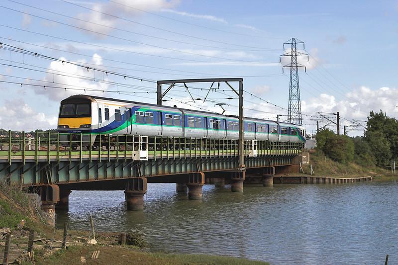 321305 Manningtree 17/9/2005<br /> 5F45 1115 Ipswich-Colchester CS