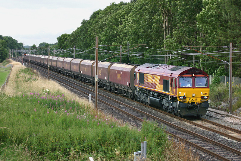 66041 Brock 18/7/2005<br /> 6M06 1003 Falkland Yard-Ratcliffe PS