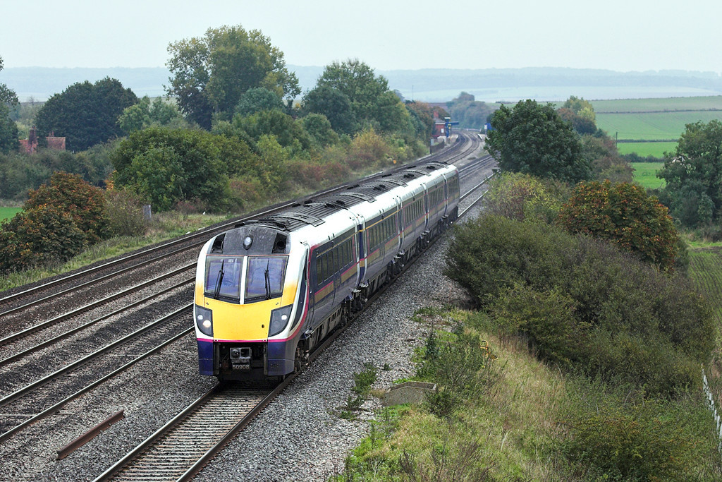 180108 Cholsey 18/10/2005<br /> 1D33 1322 London Paddington-Oxford