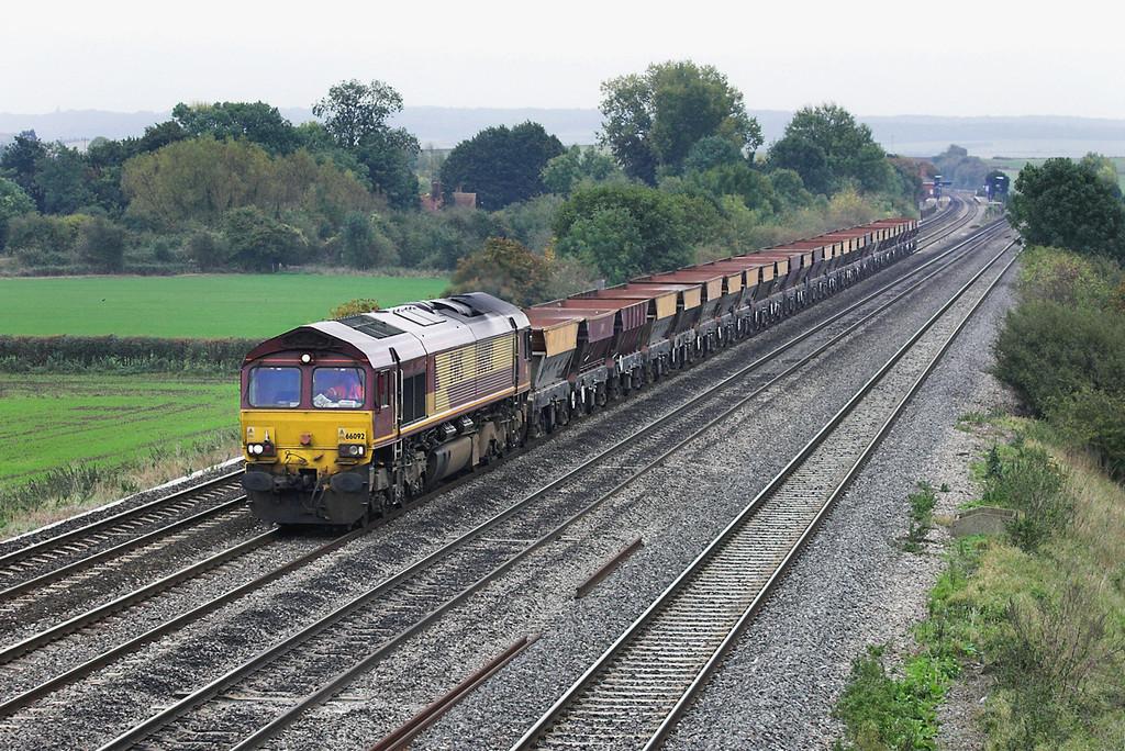 66092 Cholsey 18/10/2005<br /> 6B11 1230 Thorney Mill-Margam