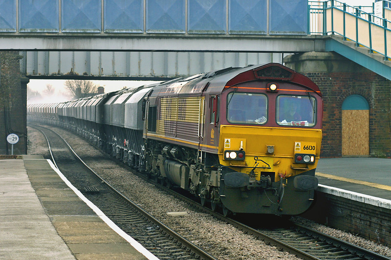 66130 Church Fenton 19/3/2005<br /> 6C61 0200 Hardendale-Tees Yard