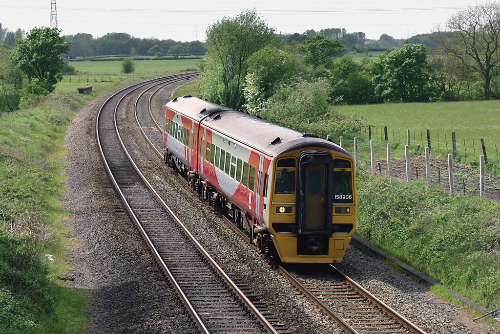 158906 Lea 19/5/2005<br /> 1B33 1430 Blackpool North-York