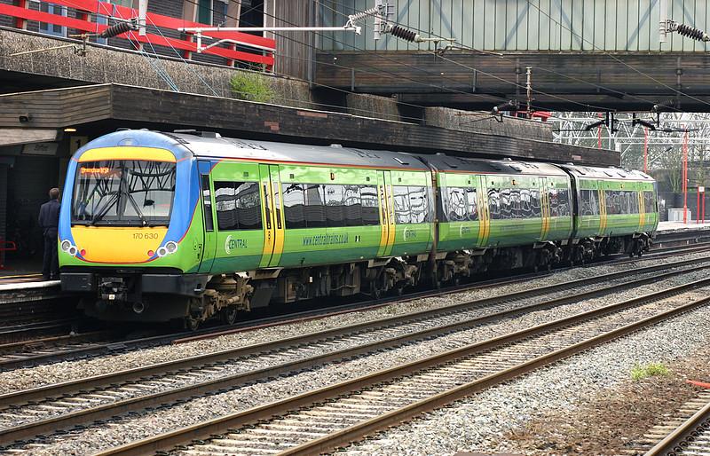 170630 Stafford 20/4/2005<br /> 1G29 1519 Liverpool Lime Street-Birmingham New Street