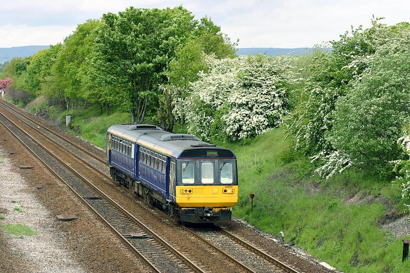 142035 Mirfield 20/5/2005<br /> 2W19 0944 Selby-Wakefield Westgate