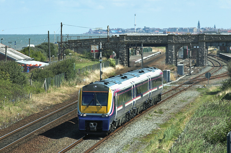 175116 Abergele and Pensarn 20/8/2005<br /> 1D8 1017 Manchester Piccadilly-Llandudno