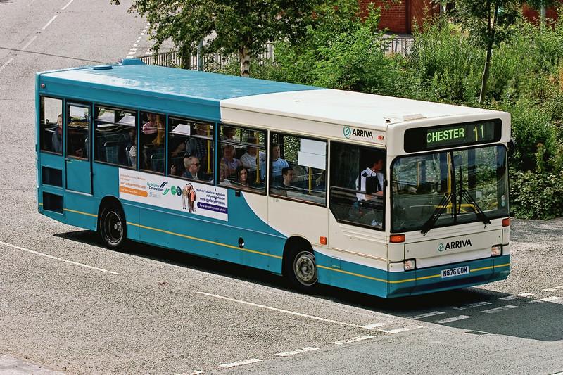1126 N676GUM, Ffynnongroyw 20/8/2005
