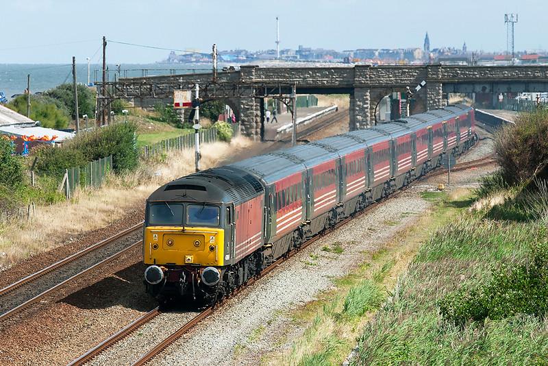 47841 Abergele and Pensarn 20/8/2005<br /> 1D22 0845 London Euston-Holyhead