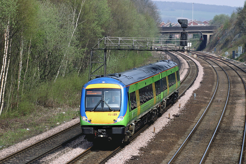 170523 Chesterfield 22/4/2005<br /> 1L15 0952 Liverpool Lime Street-Norwich
