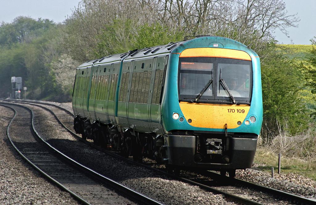 170109 Tamworth 22/4/2005<br /> 1V16 0938 Nottingham-Hereford