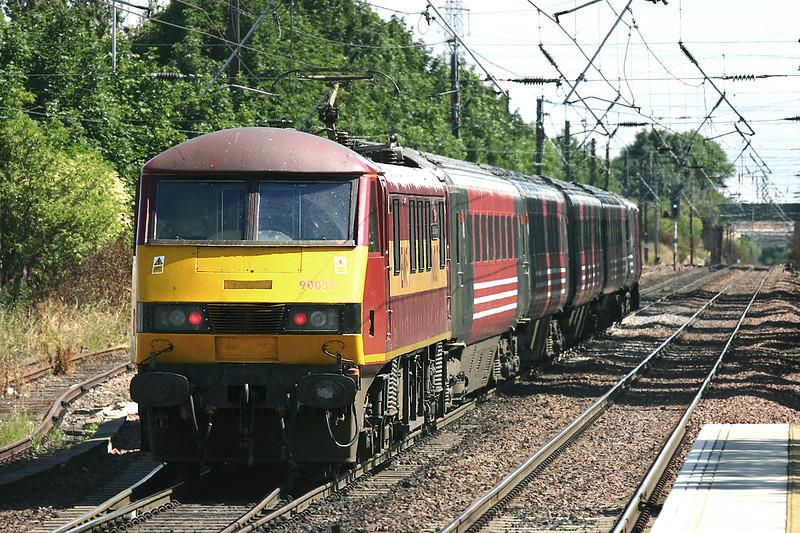 90037 Prestonpans 22/7/2005<br /> 2Y12 1134 Edinburgh-North Berwick
