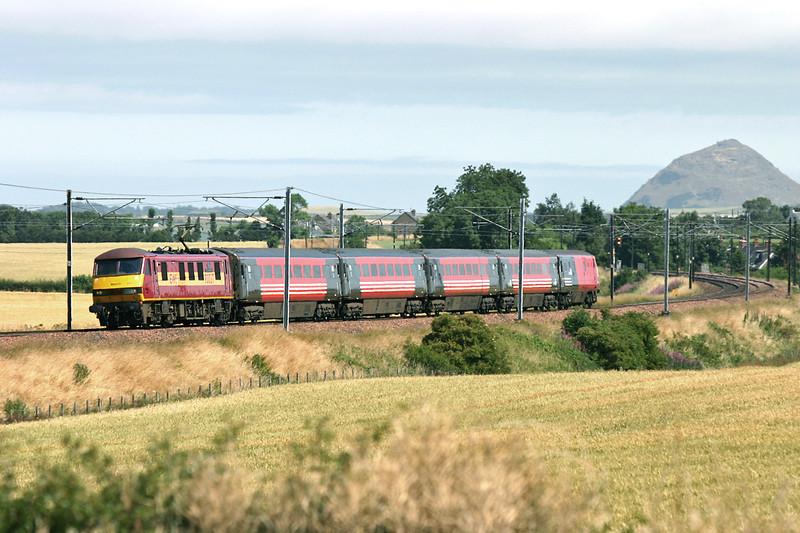 90037 Spittal 22/7/2005<br /> 2Y01 1217 North Berwick-Edinburgh