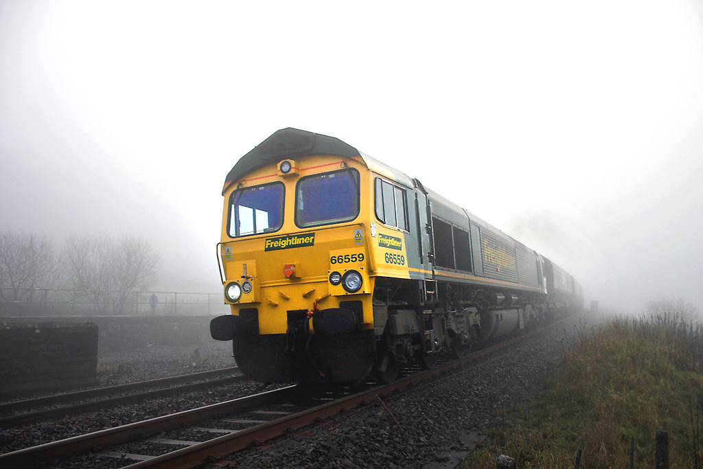 66559 Garsdale 22/11/2005<br /> 4S11 0730 Eggborough PS-Hunterston