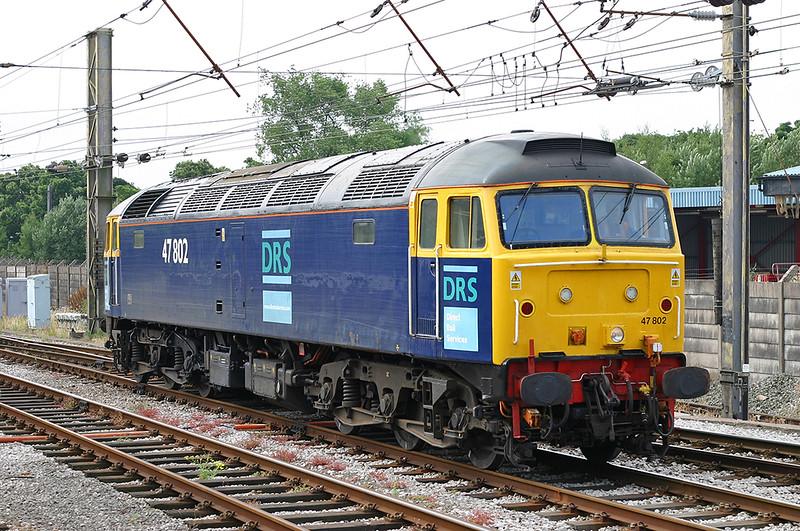 47802 Preston 24/7/2005<br /> 0Z65 1118 Preston-Carnforth