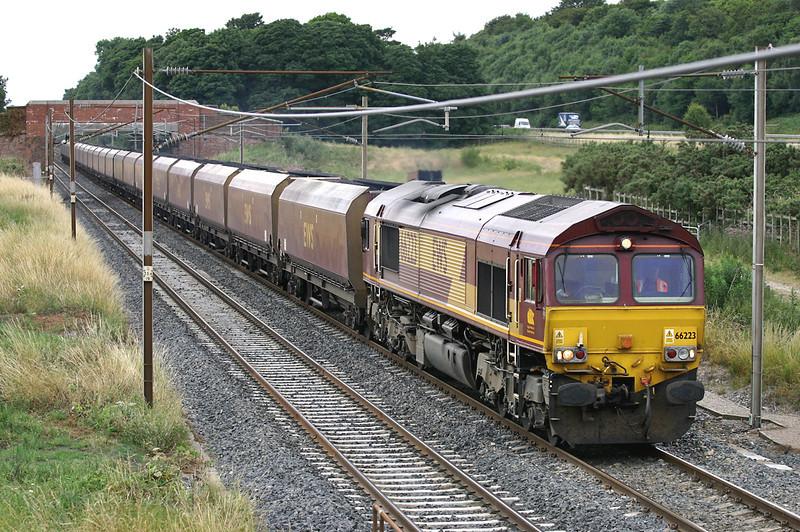66223 Woodacre 25/7/2005<br /> 6Z26 1003 Falkland Yard-Ratcliffe PS