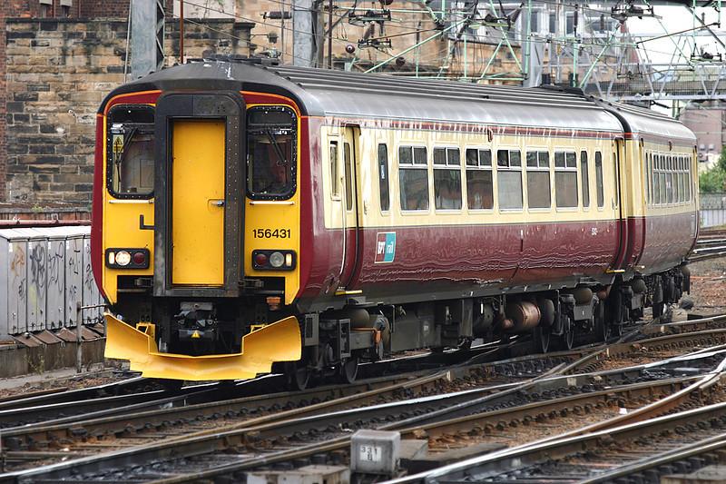 156431 Glasgow Central 25/7/2005<br /> 2R23 1007 Whifflet-Glasgow Central