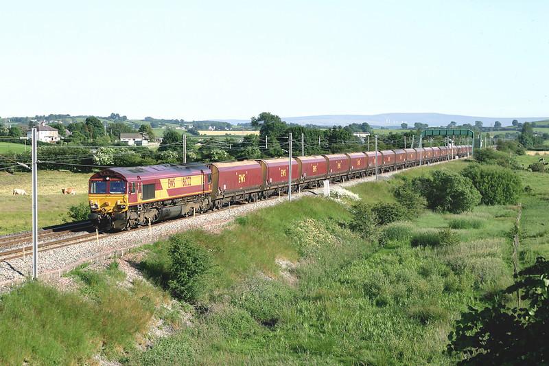 66222 Elmsfield 27/6/2005<br /> 4S06 1720 Warrington WOJ-Falkland Yard